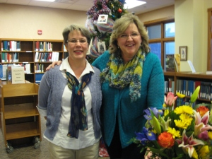 "Thank you, Lisa Smartt, for stopping by to kick things off - you really helped calm my ""first signing"" jitters."
