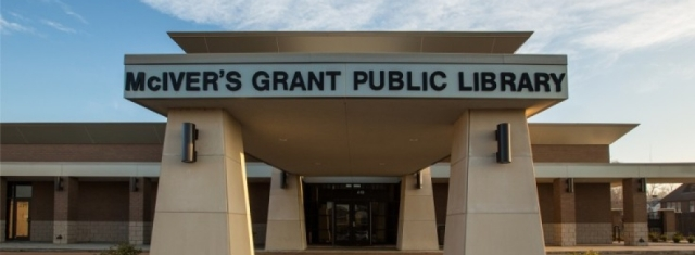 Mcivers grant public library